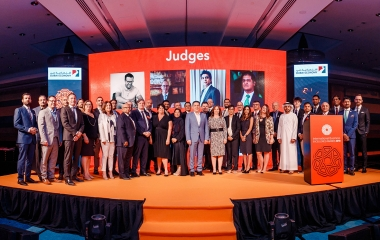 Chairman of Judges at The IBX Awards 2018