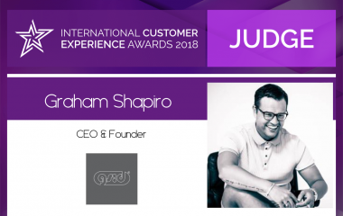 First ever International Customer Experience Awards