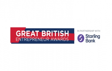 2020 Great British Entrepreneur of The Year Awards.