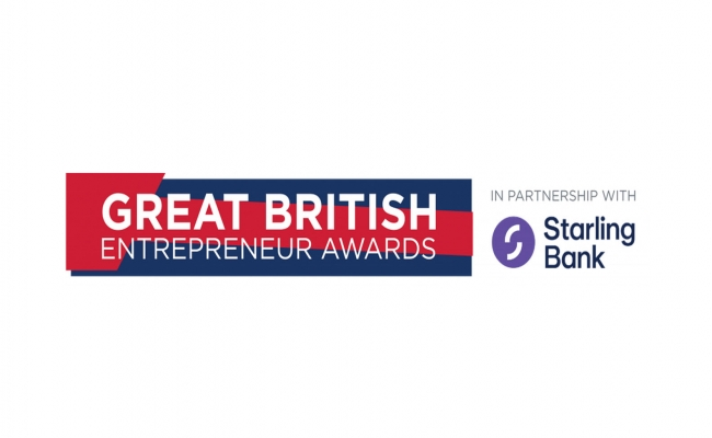 2020 Great British Entrepreneur of The Year Awards.